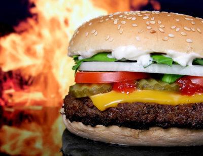 natural choice home foods burger
