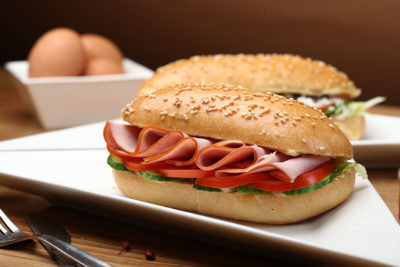 Home Delivery food service deli meat